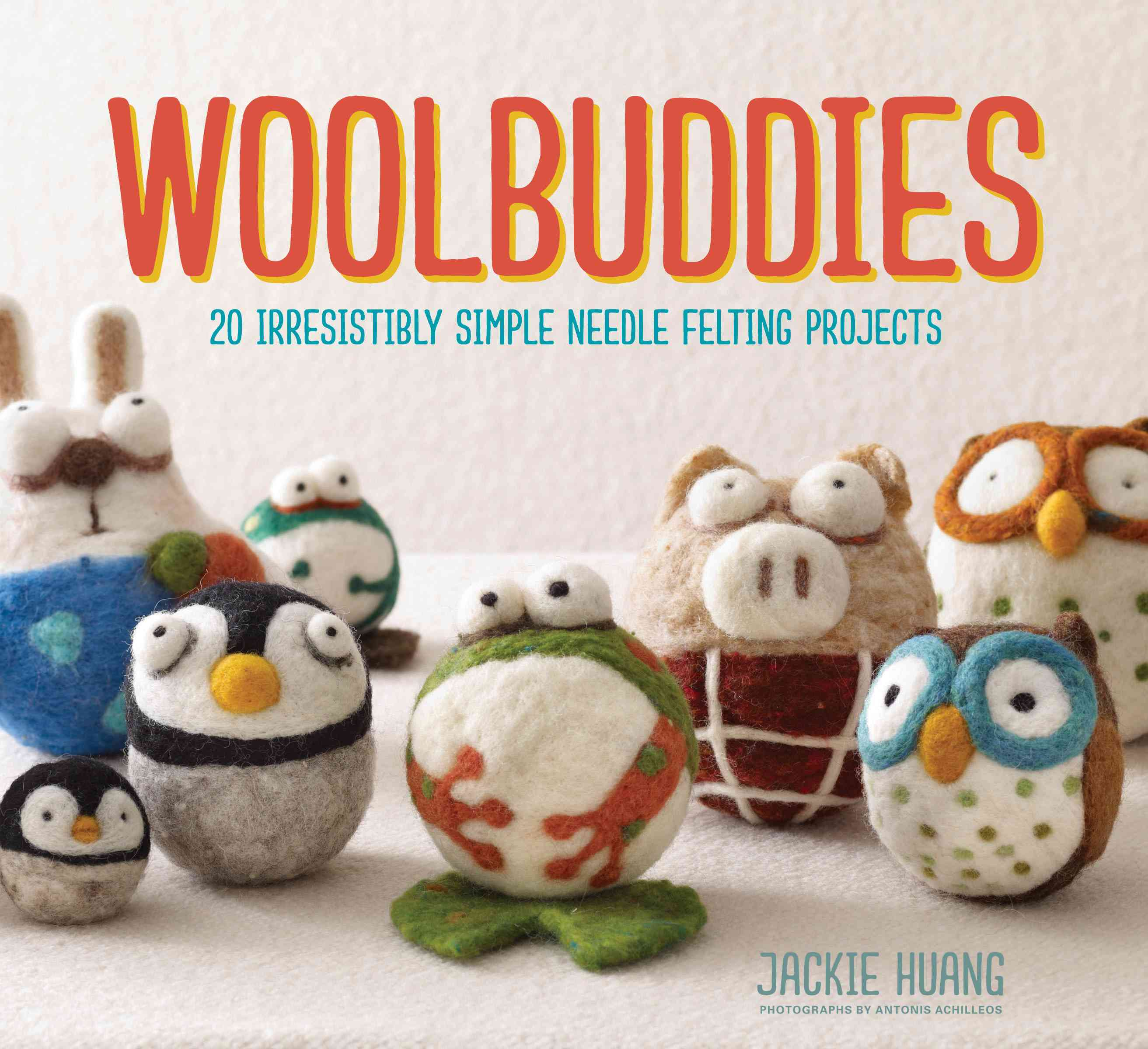 Woolbuddies By Huang, Jackie