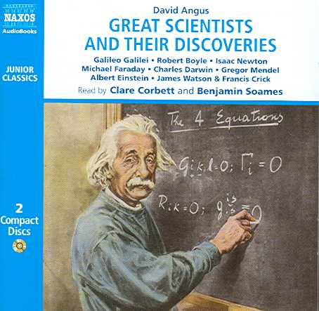[CD] Great Scientists and Their Discoveries By Angus, David/ Corbett, Clare (NRT)/ Soames, Benjamin (NRT)